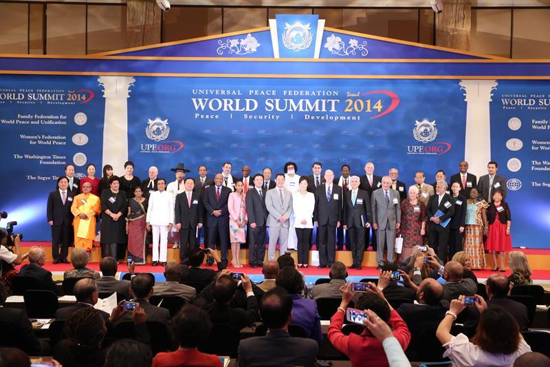 Sommet mondial 2014